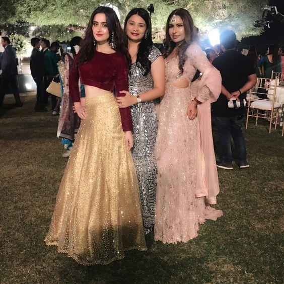 Şarap Altın Uzun Kollu Abiye giyim Suudi Arapça Kızlar Jewel A-line Özel Durum Elbise Kadın Balo Elbise elbiseler de bal Iki Parçalı Parti