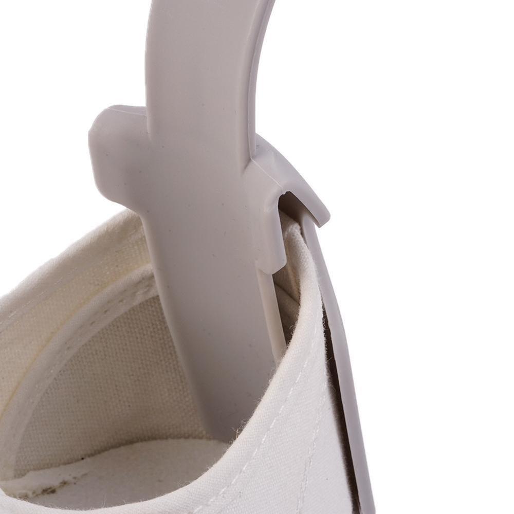 1pc Lazy unisex desgaste Calzador ayudante calzador de zapatos Fácil y fuera del zapato de la ayuda robusta Slip