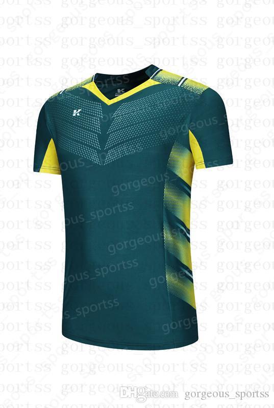 Lastest Homens Football Jerseys Hot Sale Outdoor Vestuário Football Wear Alta Qualidade 2020 0adwwd