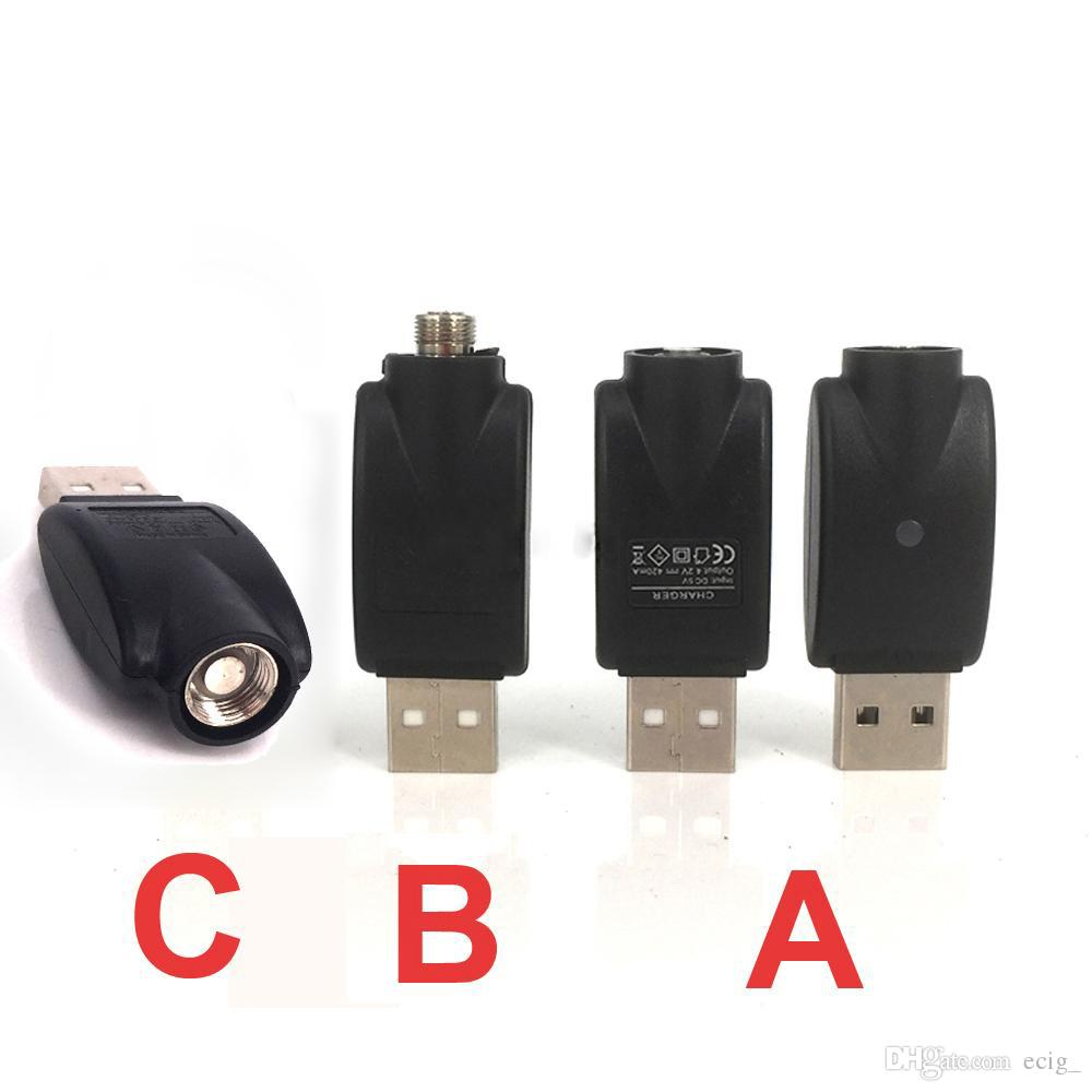 뜨거운 판매 자아 510 eSmart 808D USB 무선 충전기 510 스레드 EGO-T Evod 배터리 기화기 O 펜 Vape Ecig 충전기