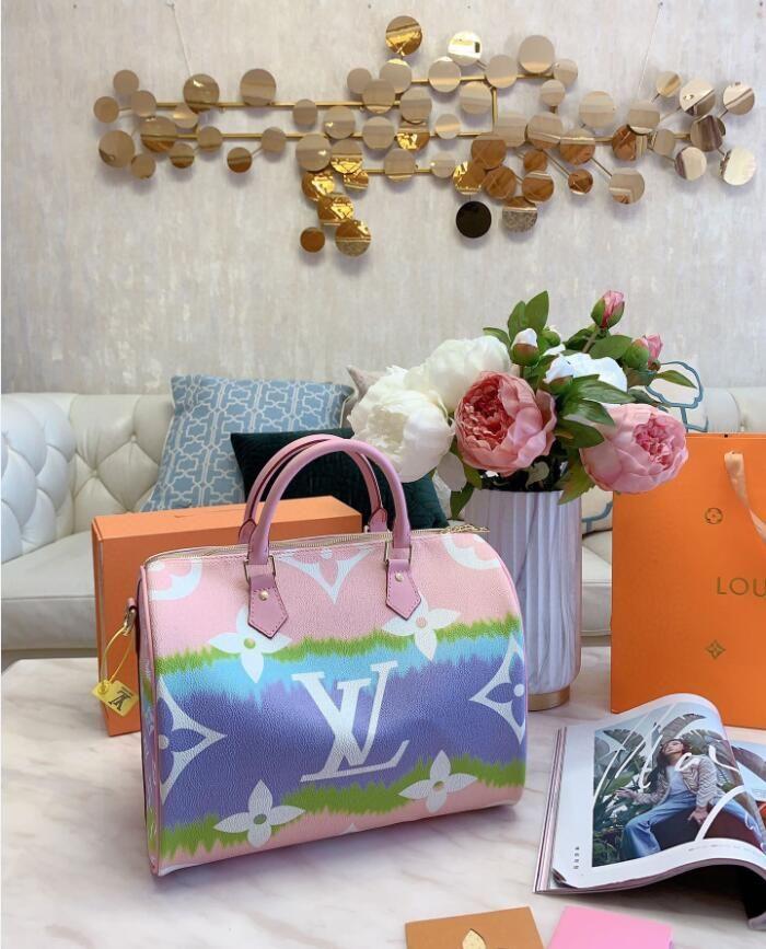 2020 styles Handbag Famous Designers High quality Name Fashion Leather Handbags Women Tote Shoulder Bags Lady Leather Handbags Bags purse 50