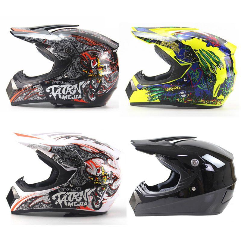 Каско Capacetes Мотокросс Шлем Мотоцикл Половина Каски анфас Offroad ATV Cross Racing Bike Motocross Casque Мото Каско Off Road Helmet