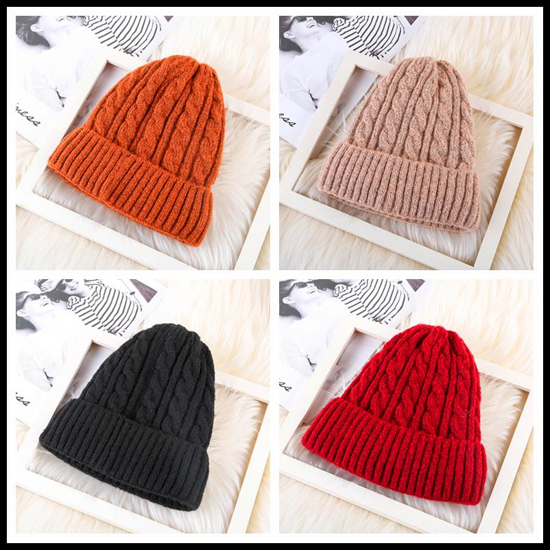 2020 Fashion Designer Knitted Hats Twist Beanie Men Women Popular Skull Caps Winter Warm Fleece Crochet Hat Fedora Outdoor Knit Ear Muff Hats From Viptopstore 6 49 Dhgate Com