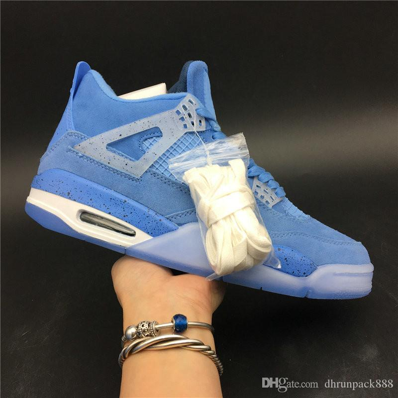 2020 Limited Edition 4s University Blue