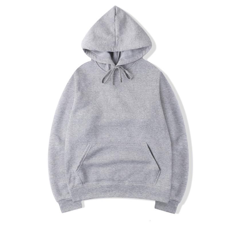 2020 Men Blank Solid Color Multicolor hoodies Men Hoodie Sweatshirt Frauen Hip Hop Pullover Hoodie streetwear