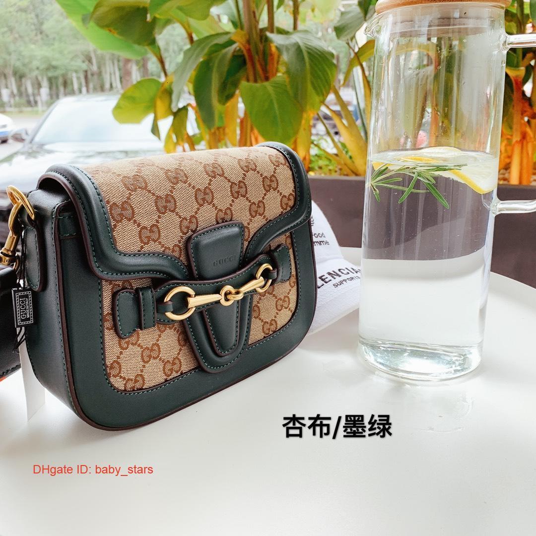 Designer Crossbody Bag Classic Fashion Ladies Mini Bag Women Genuine Leather Handbag Shoulder Crossbody Clutch Pouch Wallets 08176