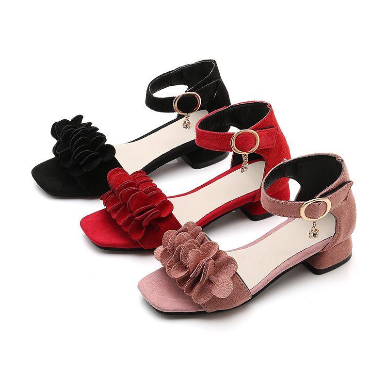 2019 New Children Sandals For Girls