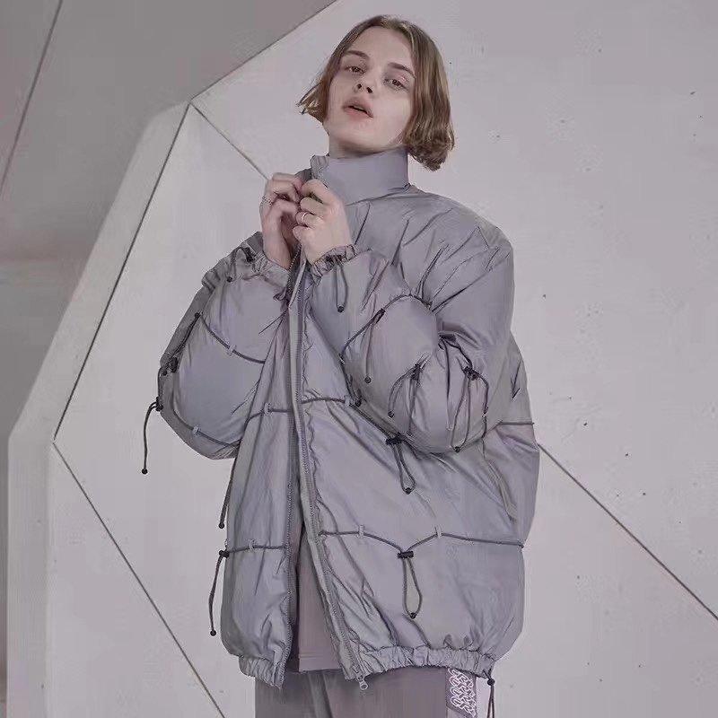 2020 moda yeni kadın pamuk dolgulu ceket sonbahar ve kış ceket rahat 74IZ8K6L