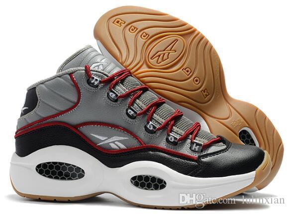 velocidad ir al trabajo por favor confirmar  2020 Arrival 2019 Men Sneakers Question 1 Allen Iverson Classic ...