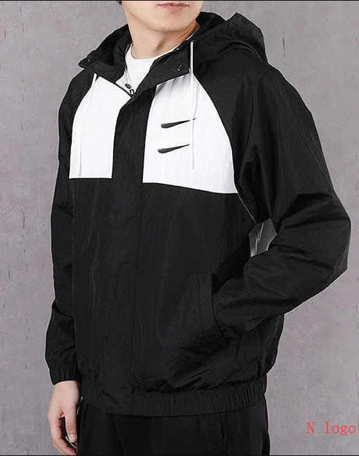 Moda Uomo giacca designer con cappuccio di lusso Colori C0py Uomo Marca con cappuccio Giacche L0g0 nero taglia S-2XL YF203192