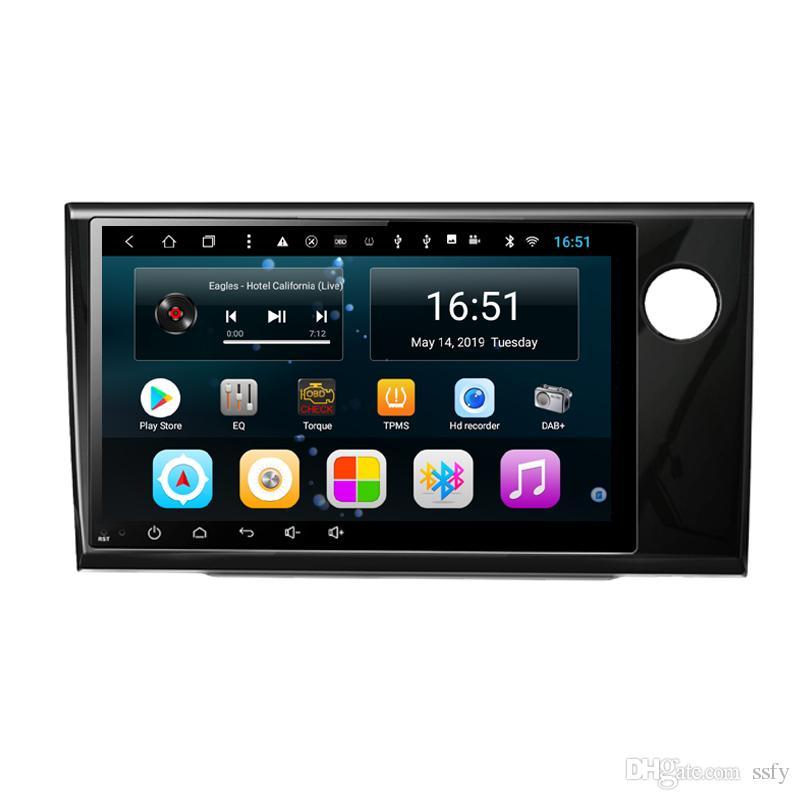 Honda BR-V 9inch Car Multimedia Player Radio WIFI excellent Bluetooth precise GPS Navigation Wifi Head Unit