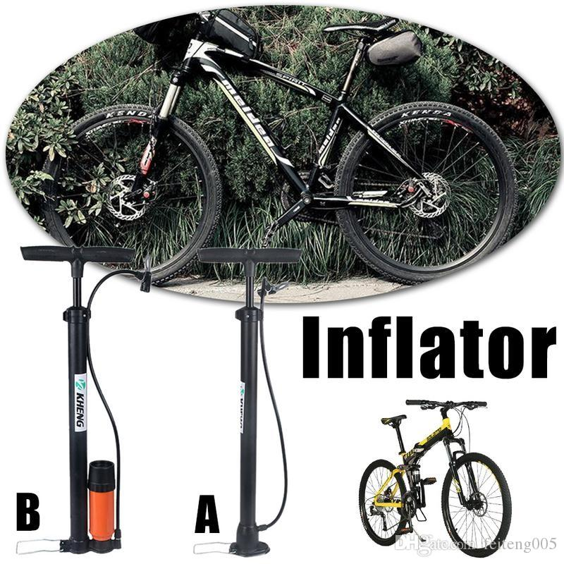 Bicycle Basketball Pump English And French Nozzle Mouth Gas Pipe Inflatable Tube