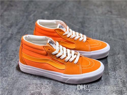 Vans Shoes SKOOL قماش مصمم أحذية الرجال احذية رياضية التزلج المرأة رجل كل أسود أبيض التدريب فان سلال حذاء عرضي