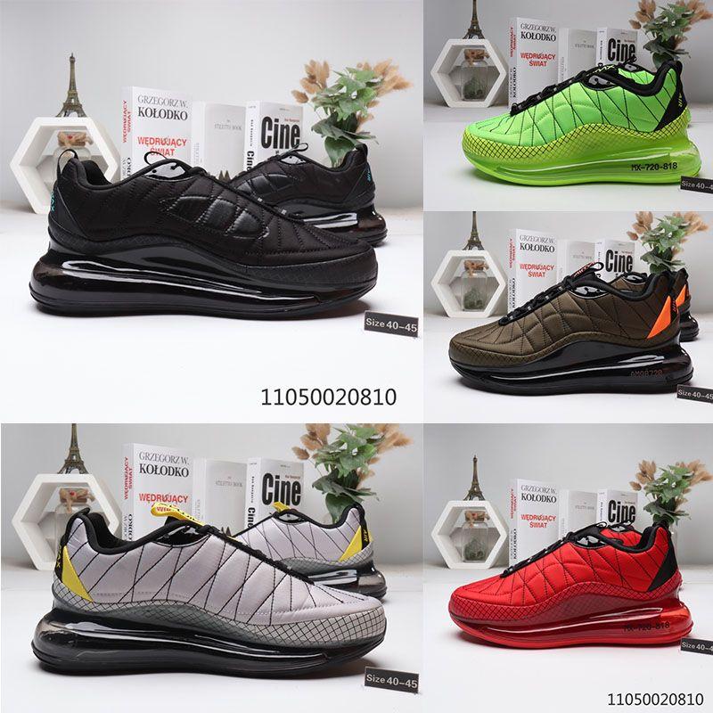 Le nuove scarpe da corsa Branding Bold Be True Orgoglio VERDE DI CARBONIO triple bianco nero mens Volt scarpe sportive allenatore dimensioni traspirante 36-45