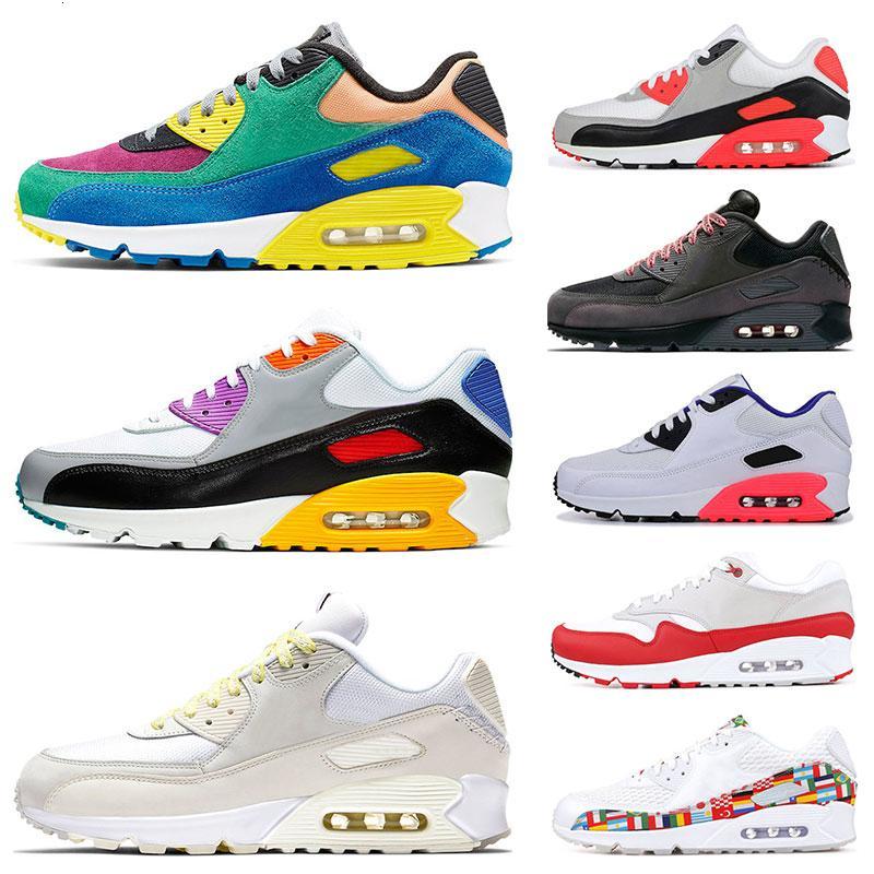 Nuevas zapatillas de deporte para los hombres VIOTECH ser verdad MIXTAPE para mujer Rosa láser infrarrojos deporte negras blancas triples zapatilla de deporte de tamaño entrenadores 36-45