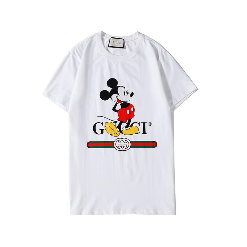 20ss Nuevas camisas de Brandshirts designershirts de lujo para hombre camisetas de las mujeres de verano Tees Short Street envuelve la manera sudadera con capucha LN5 B105543L