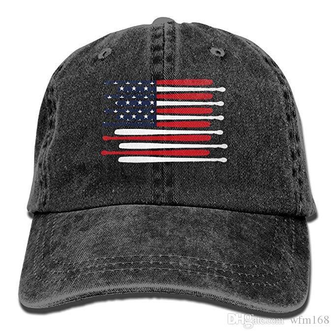 Custom Snapback Hats for Men /& Women Black Cowboy Hat Skull Embroidery Cotton