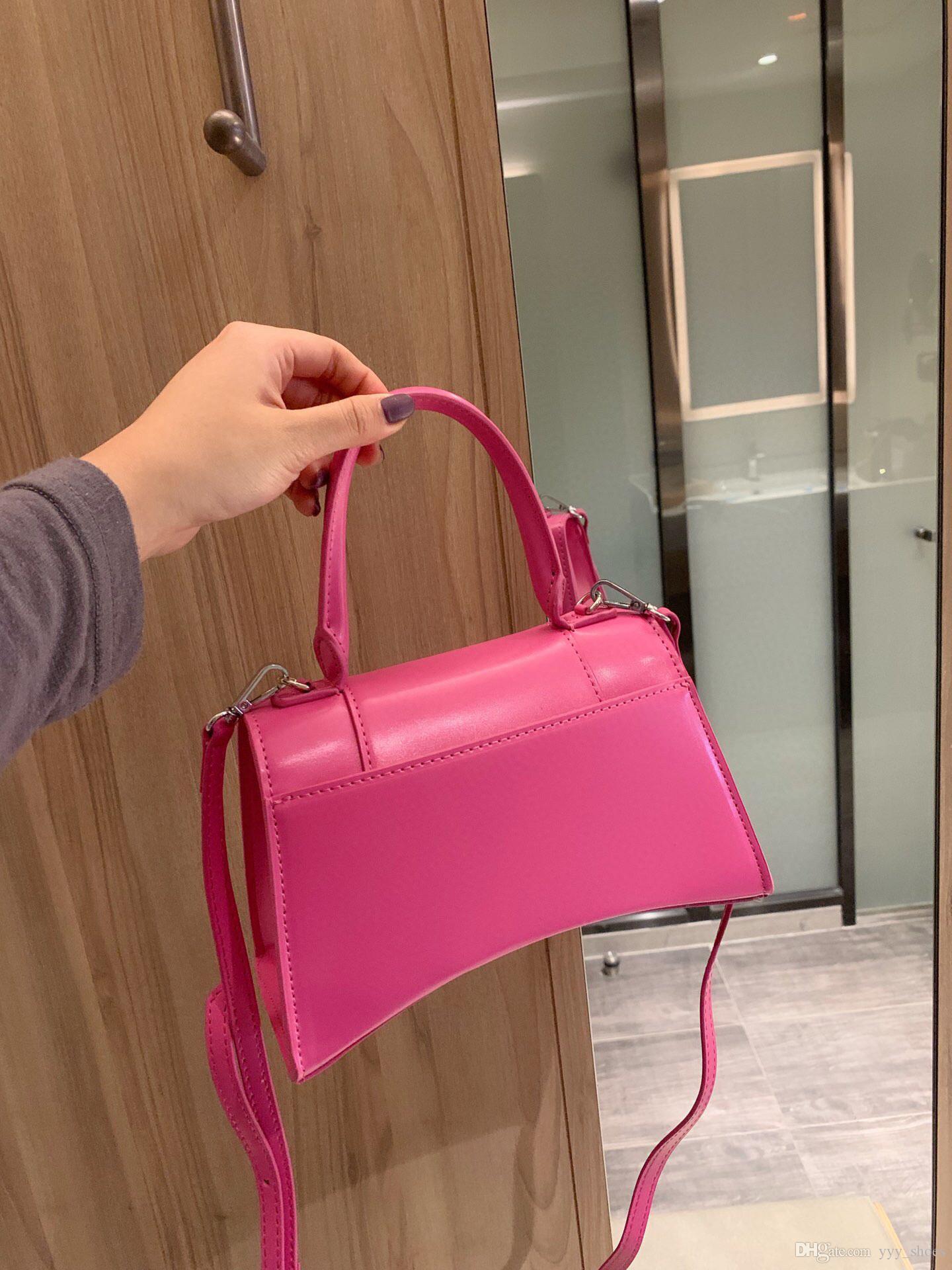 famous purse women shoulder Bag crossbody bag sandglass bag with box and dustbag free ship
