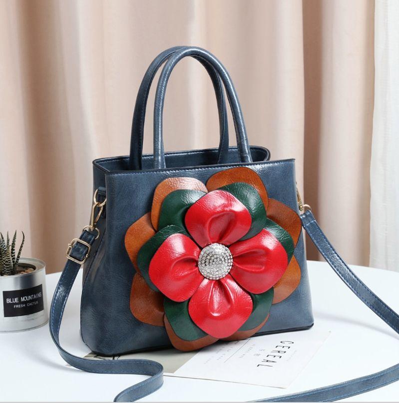 Designer-2019 primavera e l'estate vibrato stella con le signore coreane impresso borse carina borsa a tracolla corsa selvaggia trasporto libero