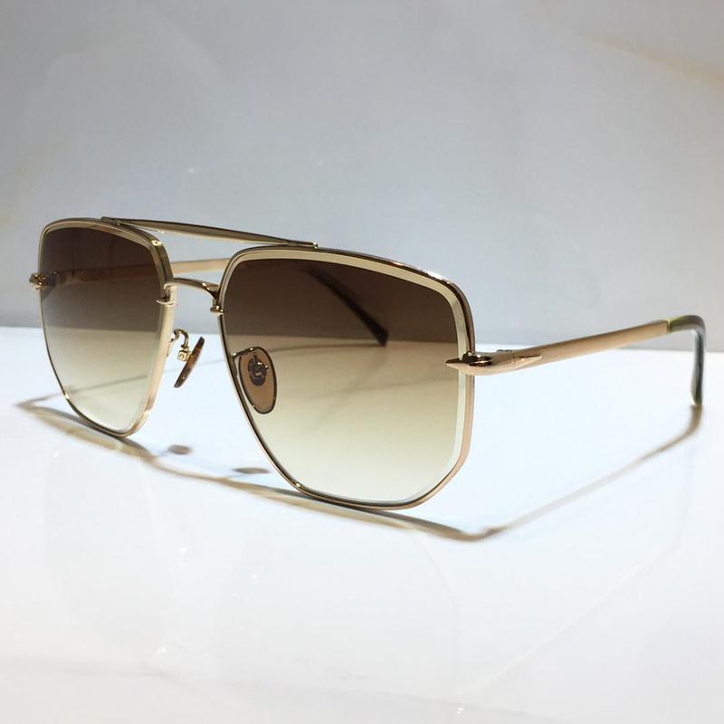 7001 النظارات الشمسية للنساء رجال أزياء شعبية الصيف للجنسين مربع نمط أعلى جودة الكلاسيكية للأشعة فوق البنفسجية حماية عدسة تأتي مجانا مع حزمة