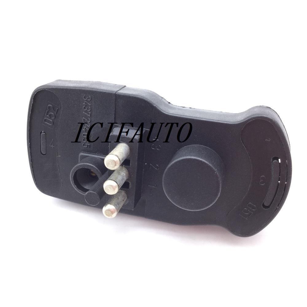 J-014 Датчик положения дроссельной заслонки для Mercedes-Benz W124 W126 W201 W460 W461 W463 C124 C126 R107 R129 E190 A0000740236 3437224035,3437010039