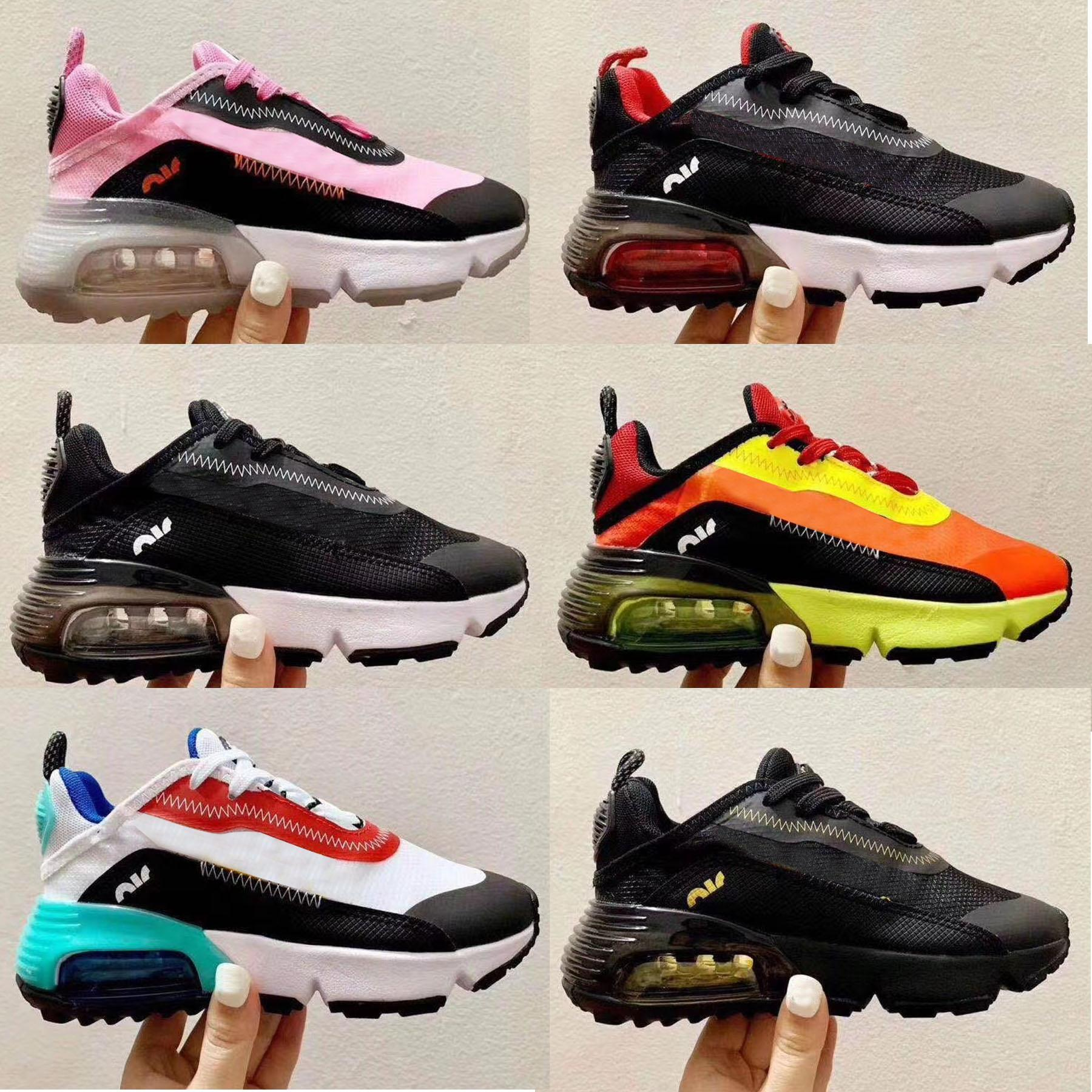 2020 AIR90 270 Kids Shoes Boys And