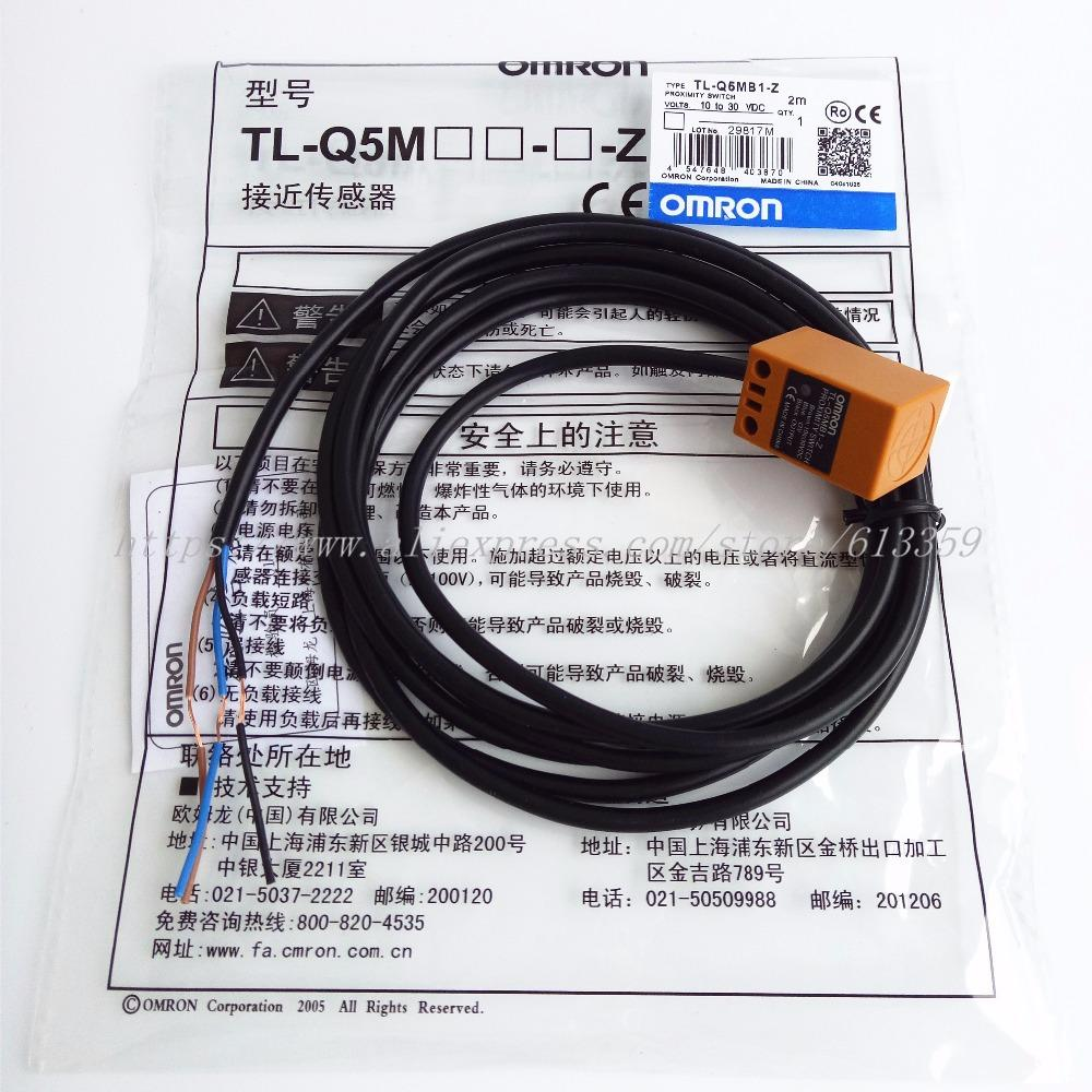 ONE OMRON TL-Q5MD1