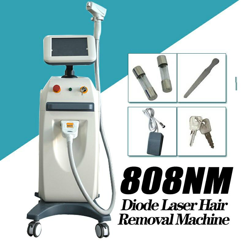Assurance Fast Hair Removal 808nm Diode Laser Hair Removal Machine  Diode Laser 808 755nm 1064nm