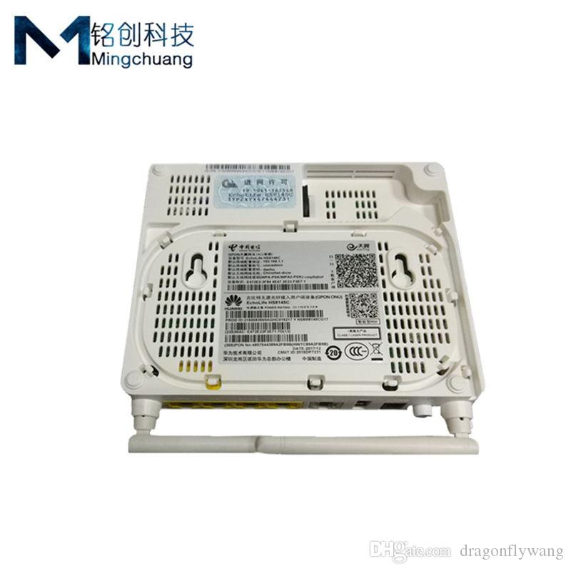 2019 Huawei GPON ONU ONT HS8145C Modem EPON English Firmware With  1GE+3FE+TEL+WIFI+VOICE Same Function As HG8456M HS8545M From Dragonflywang,  &Price