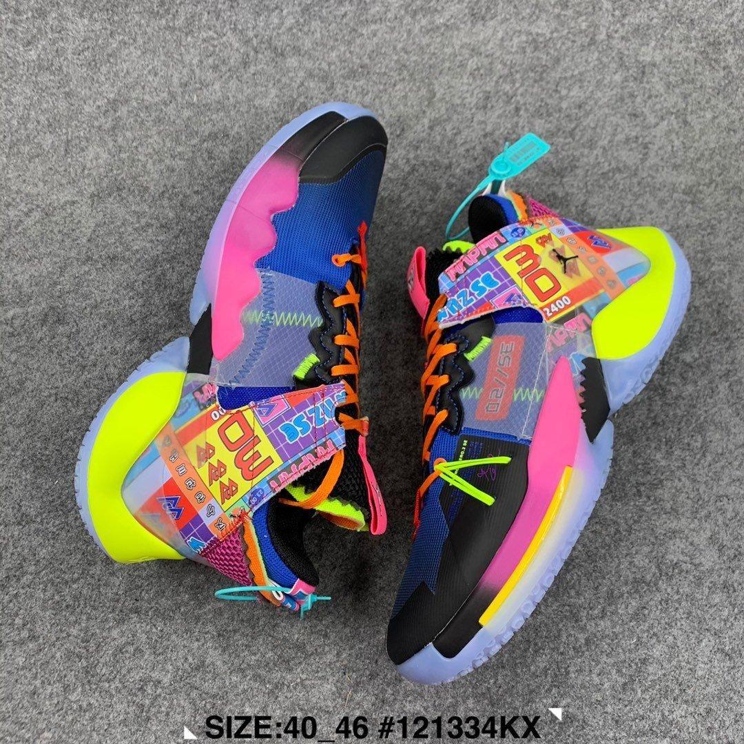 2020 zapatos multicolores Menbasketball Zapatos Hombres Designersport ¿Por qué no 0.2 de alta calidad de Deportes Entrenamiento brandshoes Tamaño 40-46 A01 20022104W