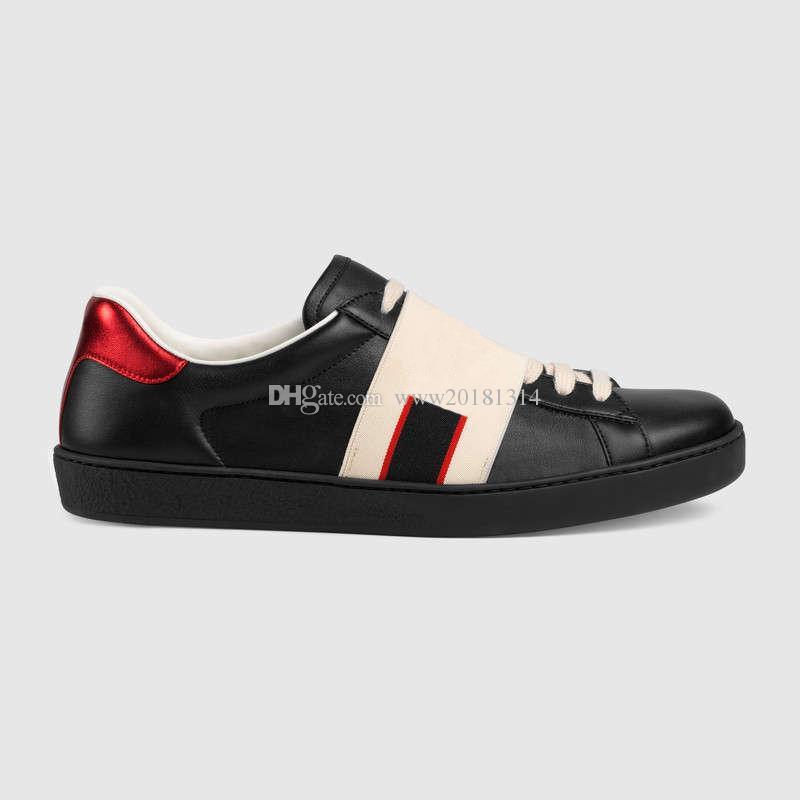 Economici popolari vera pelle di stella donne degli uomini scarpe casual moda luxurys marca Designers scarpe da ginnastica di formazione ricamati di grandi dimensioni