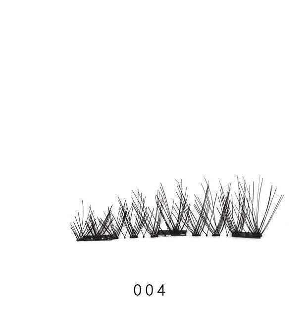 Triplo Magnetic Lashes Eye 3D Mink reutilizável Falso Magnet Cílios Extensão extensões 3d cílios cílios maquiagem magnética