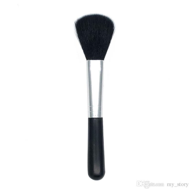 Polvere singolo regali fondazione arrossire pennello trucco strumento trucco pennello clienti Pulizia spazzole 100 pezzi il trasporto libero da DHL