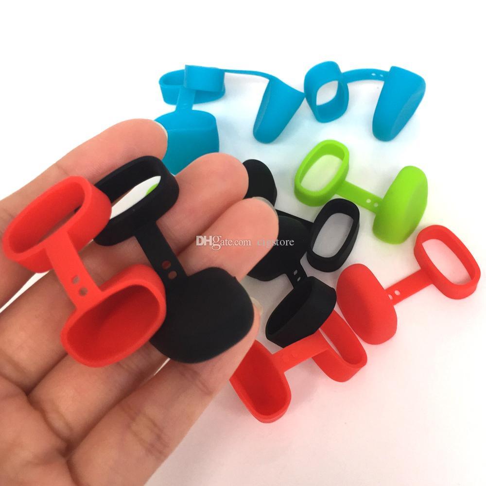 Housse de protection en silicone OEM pour stylo vape pods en caoutchouc, housse de protection, peau, manchon plat hygiénique, bande ecig pour appareil COCO Pod DHL