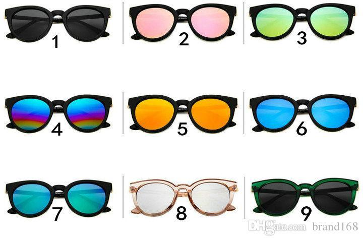 (ÇİNDE YAPILDI) 9 Renkler Yeni Klasik Dazzle güneş gözlüğü bayan spor güneş gözlüğü Açık bisiklet güneş gözlükleri.