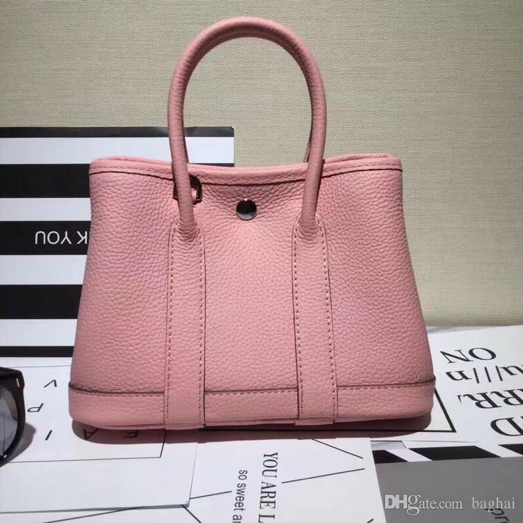 sacos saco de designer Jardim 30-36cm17fashion O principal estilo de ombro de lazer de luxo 2018 marca de moda famosas mulheres bolsas cintura crossbody