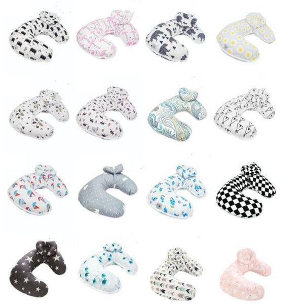 Breast Feeding Pillow Infant Cartoon Detachable U Shape Sleeping Cushion Nursing Pregnancy Maternity Pillows Maternity Supplies LXL761Q