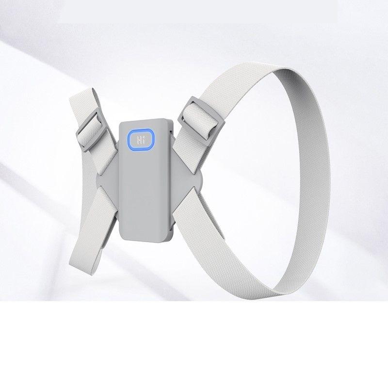 الأصلي XIAOMI Youpin مرحبا + الذكي الموقف حزام الذكية تذكير الصحيح ملابس الموقف تنفس الذكي الموقف حزام