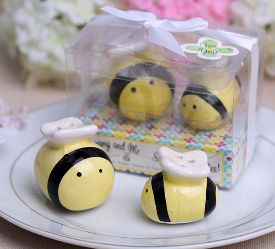 عسل جرة النحلة السيراميك الفلفل المشوي ... ... أمي وأنا على شكل نحلة هدايا الزفاف ... ... ويفضل هدايا حفلة دش الطفل ...