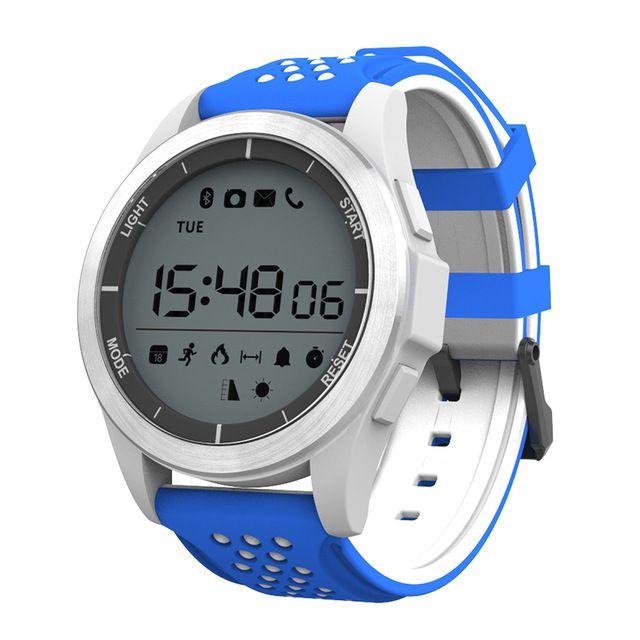 F3 Smart Watch Altitude Meter Sports Bluetooth IP68 Waterproof Tracker Smart Wristwatch Pedometer Outdoor Smart Bracelet For Android iPhone