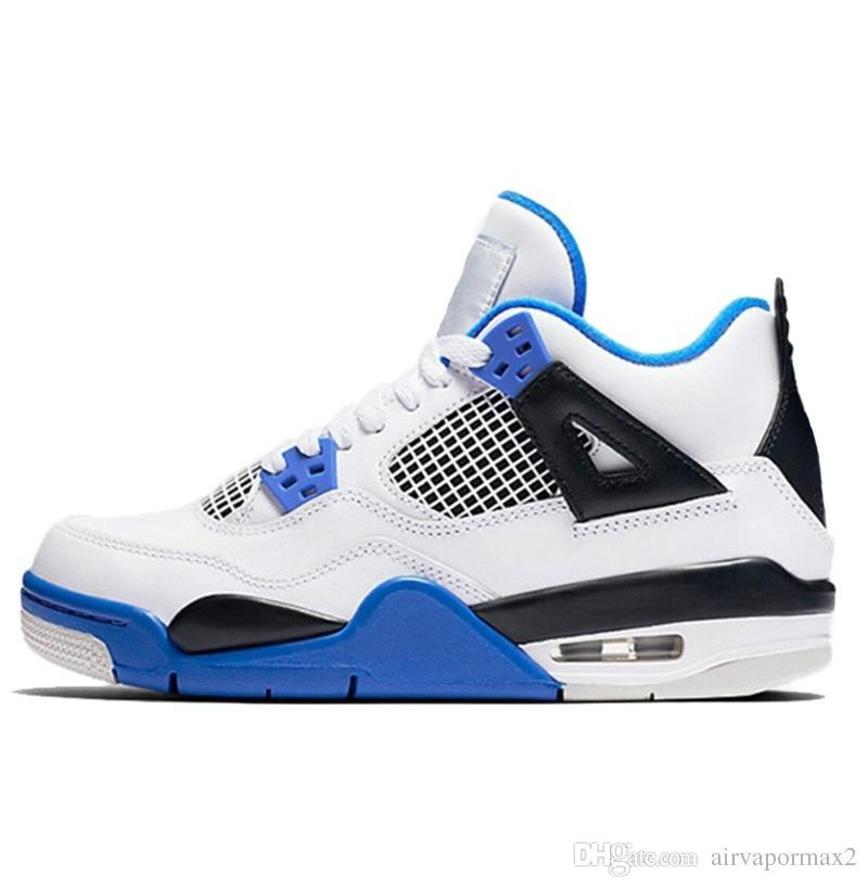 new product e25ab a86bf J4 Eminem Encore Pure Money White Cement Royalty Bred Toro Bravo Thunder  Green Glow Outdoor Shoes 4s Laser Mens Casual Shoes 36 46 Shoe Sale Shoes  Uk ...
