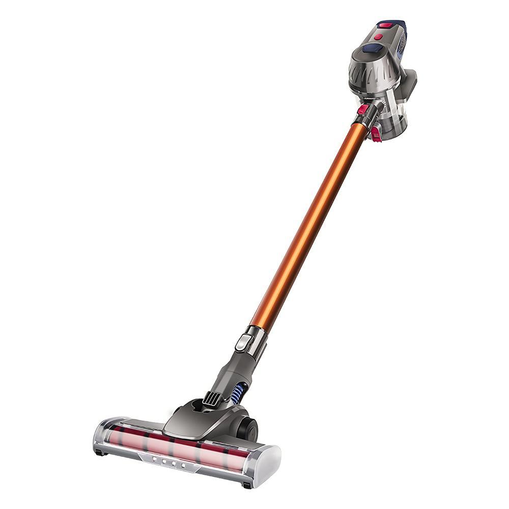 2 en 1 inalámbrico de mano Aspirador 120W 10000Pa fuerte succión de bajo ruido del aspirador de limpieza para el hogar colector de polvo A4