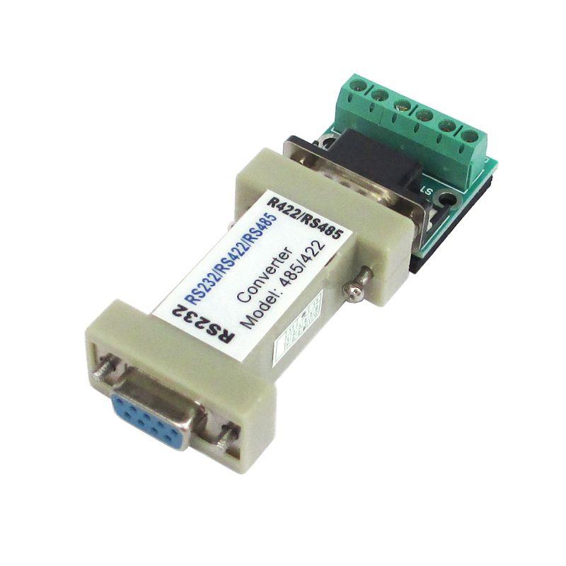 Seriell RS232 auf RS485 / RS422 Kommunikationsdatenkonverter