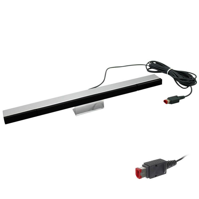 Yoteen لـ Wii Sensor أجهزة استشعار الحركة السلكية تستقبل ABS Bar لنينتندو وي / WiiU