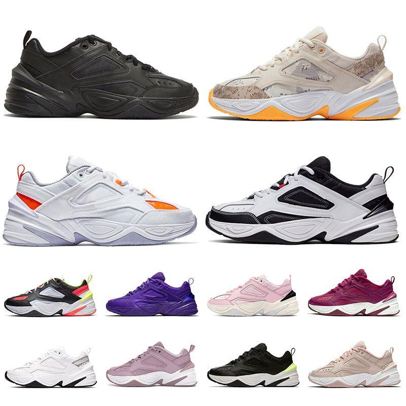 vendita calda Monarch M2K Tekno Moda Scarpe papà Monarch 4 Designer Zapatillas scarpe da corsa per uomini donne scarpe da tennis classiche des chassures 36-45