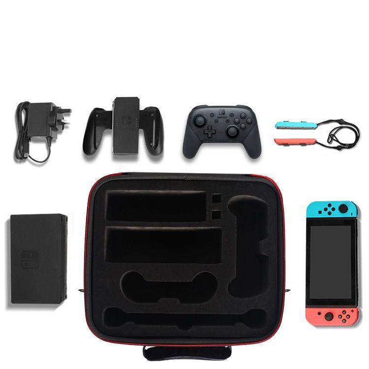 대형 패키지 게임 콘솔 박스 게임 콘솔 전체 세트 액세서리 NS 호스트 핸들 하드 상자를 포장 받기로 전환