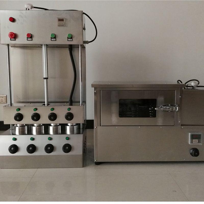 Завод прямой пиццы конус машина / многофункциональная печь для пиццы / вращающаяся печь экономит время и усилия, низкая цена