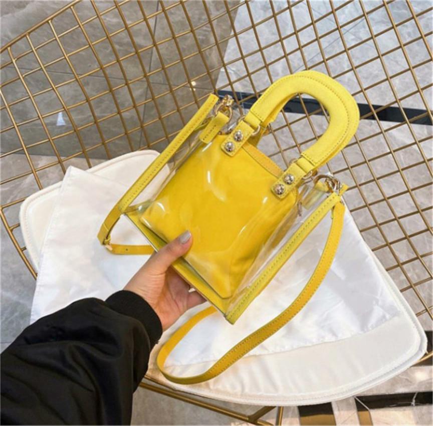 Sıcak tasarımcı lüks omuz çantası çapraz vücut Qute çift küçük çanta çanta iki çanta moda CFY20042242