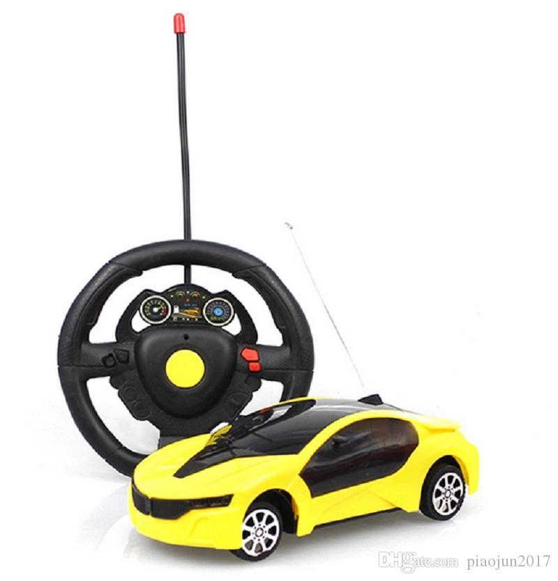 سباق جديدة RC السيارة الإلكتروني الرياضة نموذج راديو التحكم اللاسلكية لعبة سيارة كهربائية للأطفال تحكم عن بعد لعبة السيارات