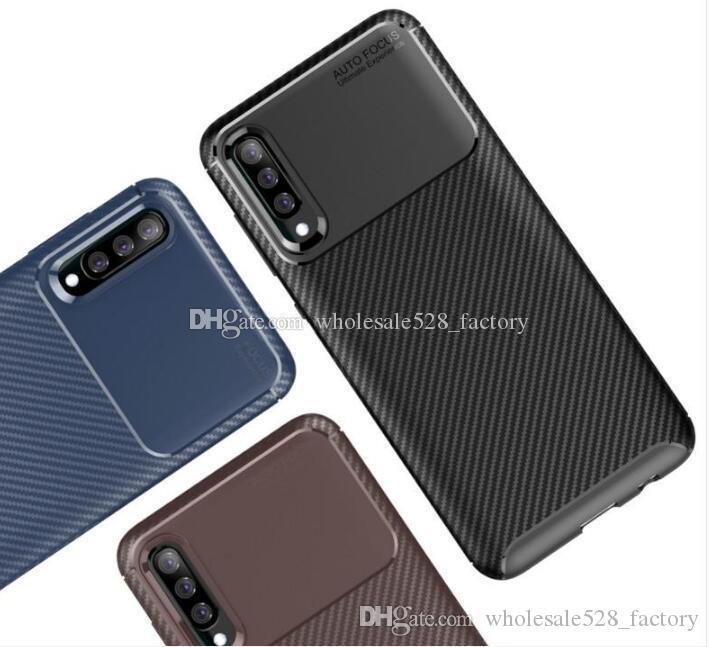 비틀 전화 케이스 스크럽 안티에 대한 탄소 섬유 소프트 TPU 케이스 전화 케이스 적용 가을 iphone11 X XR xsmax 삼성 A10 LGk40에 대한